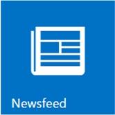 Microsoft Newsfeed